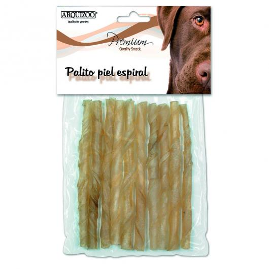 Bâton en spirale pour chiens, 10 pièces