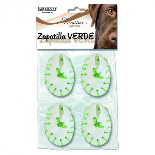 Zapatilla Verde 4 ud