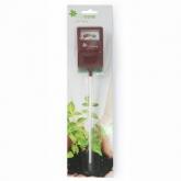 Medidor de pH para solos