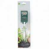Higrómetro e medidor de pH para solos