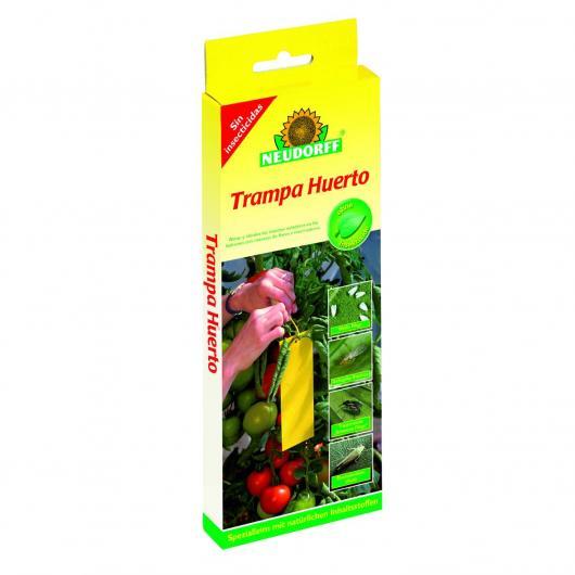 Trappola acchiappa insetti orto 7 unità 20cm