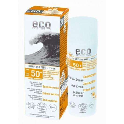 Protector Solar Surf Color FPS 50 EcoCosmetics, 50 ml