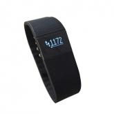 Pulseira de actividad Smart Band AT300HR Bluetooth, podómetro, pulsómetro, Prixton