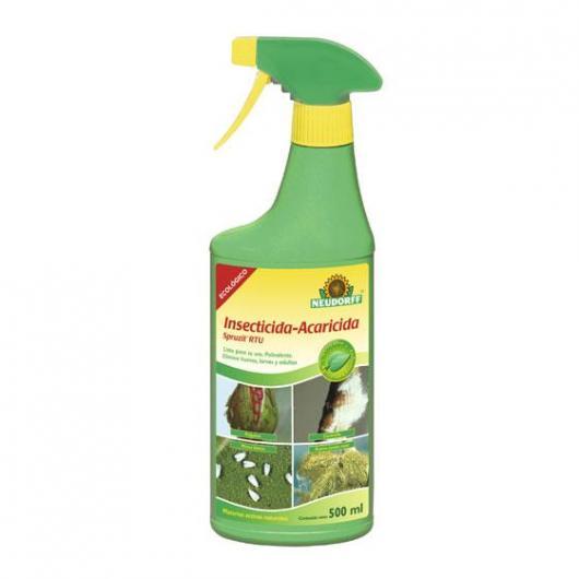 Insecticide-acaricide Spruzit (pyréthrines) prêt à l'emploi 500 ml
