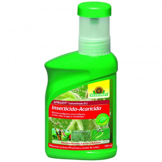 Insecticide-acaricide Spruzit (pyréthrines) concentré 250 ml