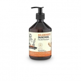 Gel de banho energizante para todo o tipo de peles Oma Gertrude, 500 ml
