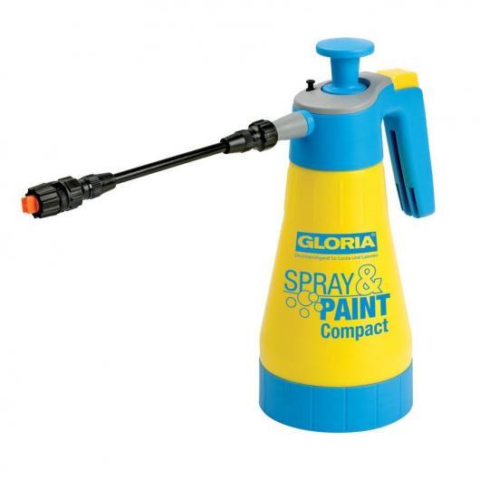 Spruzzatore Spray & Paint Compact Gloria 1,25L