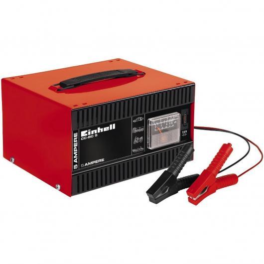 Cargador de batería BT-BC 5 Einhell