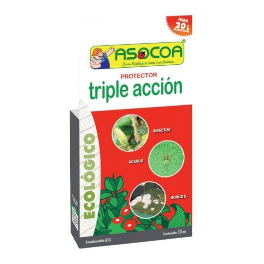 Concentrato ecologico tripla azione 30ml