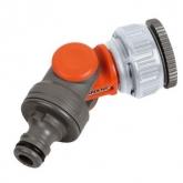 Conector Articulado GARDENA 33.3, 26.5, 23 y 21 mm.