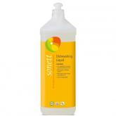Detergente de calêndula líquido lava louça à mão Sonett, 1 L