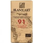 Chocolate Congo 91% Blanxart, 100 g