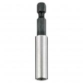 """Portapunte magnetico di acciaio inossidabile 75 mm 1/4"""" KWB"""