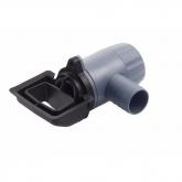 Filtre rapide pour tuyau de descente rectangulaire