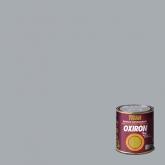 Esmalte antioxidante liso brillante para metal Titan Oxiron PLATA 750 ml
