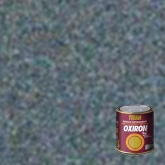 Peinture antioxydante Forja pour métal Titan Oxiron GRIS ACIER 750 ml