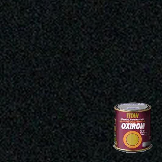 Smalto antiossidante Forgia per metallo Titan Oxiron NERO 750 ml
