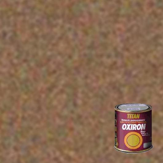 Smalto antiossidante Forgia per metallo Titan Oxiron DORATO 750 ml