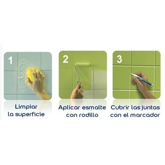 Pintura Azulejos Baño Titanlux:Más productos: Esmaltes para cocinas y baños Productos Bruguer