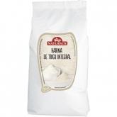Farinha de trigo integral Natursoy, 1 Kg