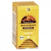 Chá Rooibos com baunilha Avitale, 20 saquetas