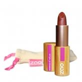 Batom de lábios Brilhante 404 Brun rouge Zao 3.5 g