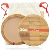 Pó compacto 303 Brun beige Zao 9 g