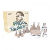 Kit cosmética caseira DIY Cuidado do Homem, Oleum Vera