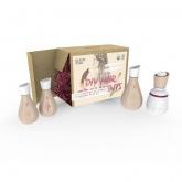 Kit cosmética caseira DIY Tratamentos para cabelo, oleum Vera