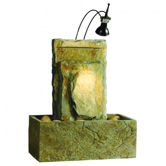 Fontana in ardesia naturale 6