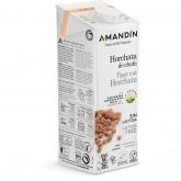 Bebida horchata de chufa (junça) Amandín, 1 L