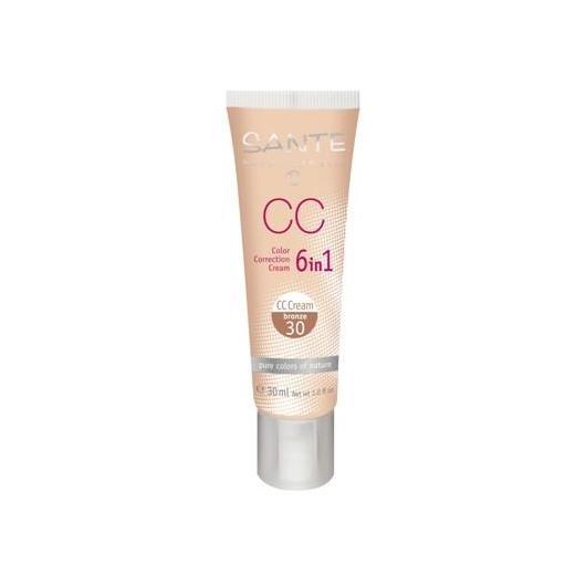 Trucco CC Cream 6 in 1 bronze Sante 30 ml