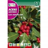 Sementes de azevinho Ilex aquifolium