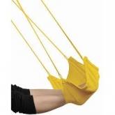 Riposa piedi per amaca sedia giallo