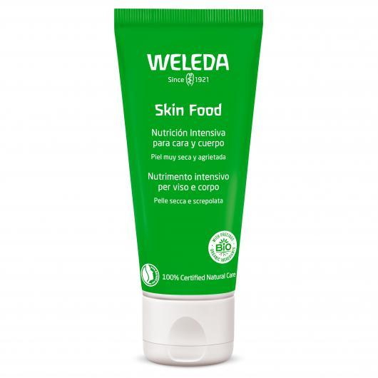 Skinfood Crème de plantes médicinales Weleda, 75 ml