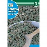 Sementes de Lentilha rubia castellana