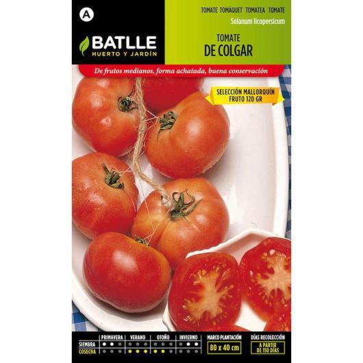 Semillas de  Tomate de colgar mallorquín