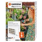 Kit de irrigação vertical para jardim Gardena Nature Up