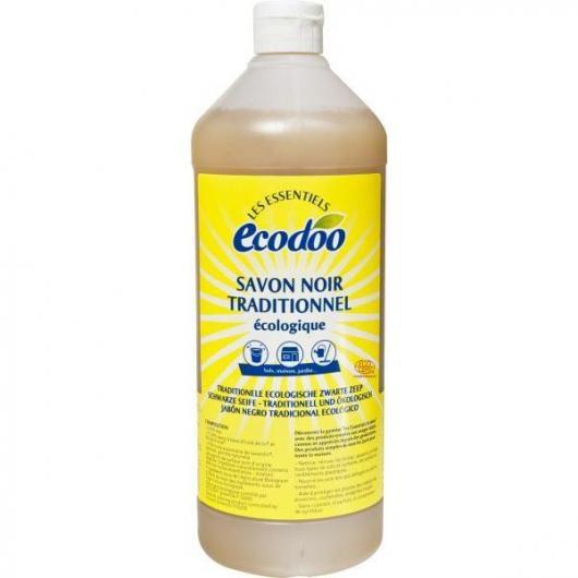 Sapone Multiuso olio di oliva e semi di lino Ecodoo, 1 L