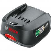Batteria a litio Bosch 18 V 2 Ah