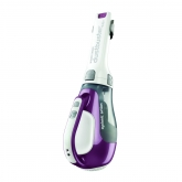 Aspirador sin cable Dustbuster 9.6 V con cargador de pared Black & Decker