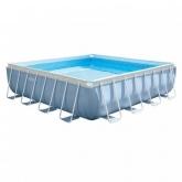 Piscina desmontável Intex & tratamento de água 488x122 cm - 25.000 L