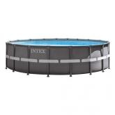 Piscina desmontável Intex - Ultra Frame - 549x132 cm - 26.423 litros