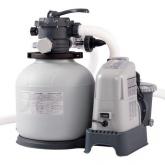 Combo depuradora de arena + clorador salino Kristal Clear