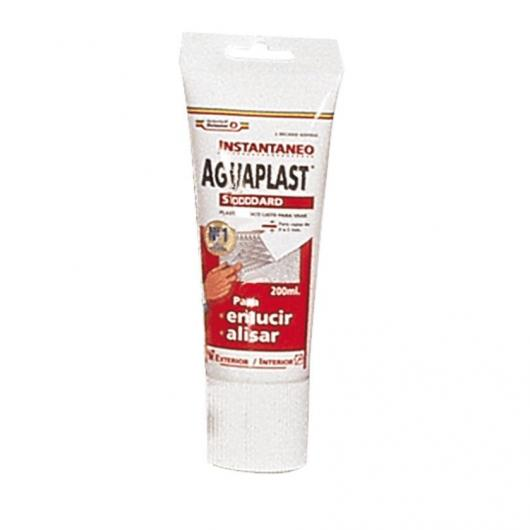 Masilla en tubo Aguaplast cima interior 200 ml