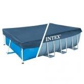 Toldo Intex piscina rect. prisma/small frame - 400x200 cm