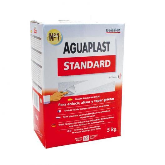 Stucco in polvere Aguaplast 5 kg