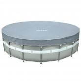 Toldo  Intex piscina metálica  ultraframe metal 549 cm - raios UV