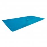 Coberta solar Intex 378x186 cm - Para piscinas retangulares de 400x200