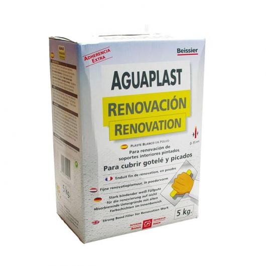 Masilla Aguaplast renovación 5 kg